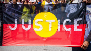 'Stop Deaths in Custody National Day of Action', Whadjuk Country (Perth), 2014.