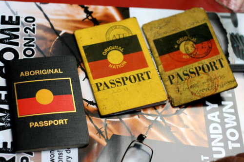 Welcome To Aboriginal Land Passport Ceremony, 2012.