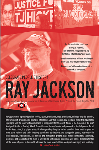 Uncle Ray Jackson Memorial